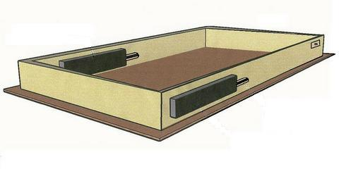 murphy bed diy hardware